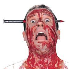 Bloody Magic Nail Through Head Trick Toy Joke Prank Halloween Party Prop