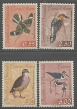 Venezuela 1962 Native Birds set Sc# 818/C818 NH