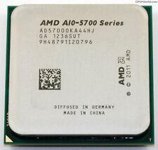Lot of 10pcs AMD A10-5700 Trinity Quad-Core 3.4GHz (4.0GHz Turbo)
