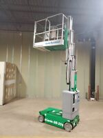 2019 Genie GR20 Scissor Lift , only 87 hrs. excellent  !!! READ THE AD-