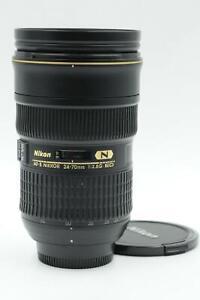 Nikon Nikkor AF-S 24-70mm f2.8 G ED IF ASPH Lens AFS #429