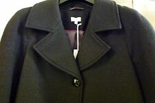 UNTOLD Quality Black Jacket With Slight Silver Threads Size 14 NWT £150