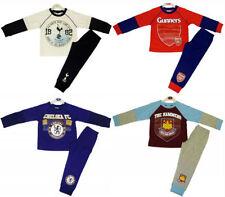 Pyjamas multicolore pour garçon de 2 à 16 ans en 100% coton