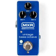 Mxr Vintage Bass Octave Effects Pedal