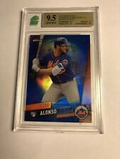 2019 Topps Finest Pete Alonso Rookie Blue Refractor #136/150 SSP RC  🔥