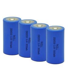 4x ER26500 3.6V 9000mWh C Typ Li-SOCl2 Nicht wiederaufladbar Batterien PKCELL