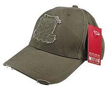 "Trendige, coole Cappy: Original Mustang Cap Army green ""32"",modische Baseballcap"