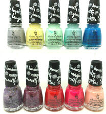 (10) China Glaze My Little Pony Colour Is Magic Nail Polish Set NO REPEATS