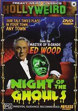Night of the Ghouls (1959) DVD Kenne Duncan, Duke Moore, Tor Johnson