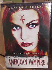 American Vampire [Slim Case] 2005 by Digiview Productions Carmen Electra