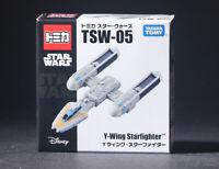 Takara Tomy Tomica Disney Star Wars TSW05-07 3X SET Star Fighter Diecast Toy