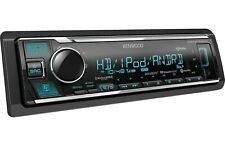 Kenwood KMM-BT525HD MP3/WMA Digital Media Player Bluetooth USB SiriusXM HD Radio