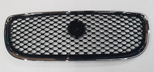 NEW Genuine Jaguar XE Grille - Gloss Black Mesh With Chrome Surround - T4N10517