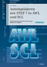 Automatisieren mit STEP 7 in AWL und SCL: Speicherprogra... | Buch | Zustand gut