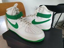 Nike air force 1 high retro QS white green lucky 9 black hi sb dunk beige