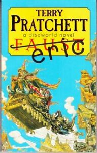 Eric (Discworld Novels) by Pratchett, Terry Paperback Book The Cheap Fast Free