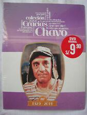GRACIAS CHAVO, BEST CHAPTERS, ORIGINAL DVD, SPANISH, NEW & SEALED.!