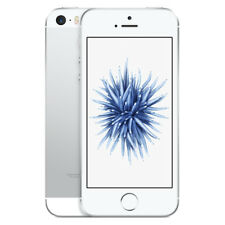 Apple iPhone SE - 32GB - Silver (TracFone) Smartphone Very Good Condition