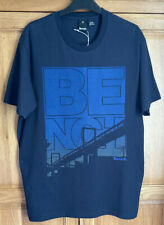 """Bench Navy Graphic T Shirt, Large 42""""-44"""", BNWT"""