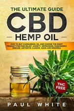 CBD Hemp Oil: The Ultimate GUIDE. HOW to BUY Cannabidiol Oil and CHOOSE the R…