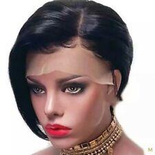 13x4 Pixie Wig 100%human Hair