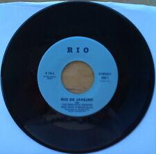 Weird The Don Hoya Singers and John O'Brien - Rio De Janeiro & I Led the Way ...
