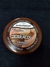 CREMA COSMETICA DE BABA DE CARACOL Y COLAGENO ( SNAIL EXTRACT CREAM COLLAGEN )