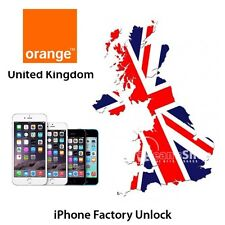 EE / Orange / T-Mobile UK iPhone 4 / 4S  Unlocking Service Unlock Code