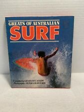 Greats Of Australian Surf by: Graham Cassidy Photography by: Peter Crawford