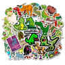 50pcs Cartoon Dinosaur Kid Skateboard Stickers Vinyl Bomb Laptop Luggage Decals