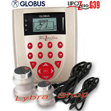 Globus LIPOZERO G39 Prof 2 TESTE 3w/cmq Cavitazione Estetica Ultrasuoni Lipolisi