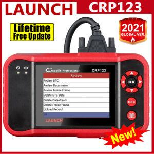 LAUNCH OBD2 Scanner ABS SRS Engine Transmission Code Reader Car Diagnostic Tool