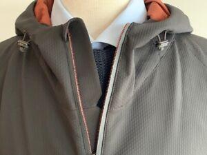 Loro Piana - Mens Techno Honeycomb Parka Jacket - XL