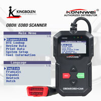 KW590 OBDII EOBD Auto Car Engine Scanner Code Reader Diagnostic Scan Tool