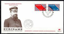 Suriname - 1972 50 years airmail - Clean unaddressed FDC!
