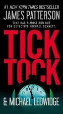 Michael Bennett: Tick Tock 4 by James Patterson and Michael Ledwidge (2012, Pape