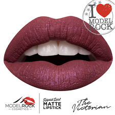 MODELROCK Liquid Last Lipstick THE VICTORIAN model rock last Vegan lipcolour new