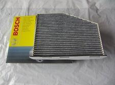 Pollenfilter Innenraumfilter mit Aktivkohle Aktivkohlefilter BOSCH 156 BRAVA