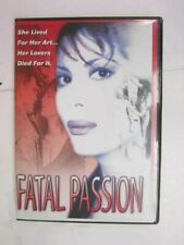 Fatal Passion - LISA COMSHAW  CYNTHIA ROTHROCK (DVD, 2009)  FRFE SHIPPING