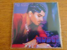 ADAM LAMBERT & NILE RODGERS - ROSES - 2 TRACK  BRAZILIAN NEW PROMO CD