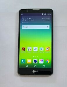 LG Stylo 2 LS775 - 16GB - Titan (Boost Mobile) CLEAN IMEI - LOOKS/WORKS GREAT!!