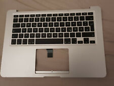 Original MacBook Air 13 A1466 2015 Top Upper Case Keyboard Tastatur DE 2013-2017