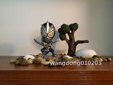 "4"" LOL League of Legends Eye of Twilight Shen Figure Decoration Figurines Statue"