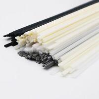 50Pcs Plastic Car Bumpers Welding Rod Strips Welder Low Temperature Resistance