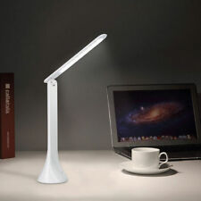 COB Daylight White LED Adjustable USB Reading Light Beside Bed Table Desk Lamp