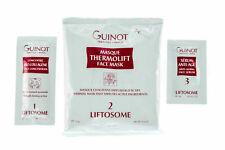 GUINOT 3 soins Liftosome Pro collagène / Masque & Sérum anti-âge  NEUF