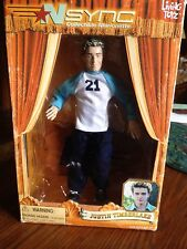 Nib 2000 Nsync Collectible Marionette Doll -Justin Timberlake By Living Toyz