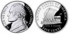 "2004-S ""Keel Boat"" Proof Jefferson Nickel, Gem Deep Cameo , FREE SHIPPING!"