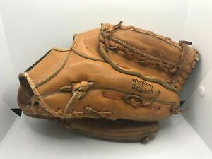 "Vintage Wilson A2104 Baseball Glove 12"" Jim ""Catfish"" Hunter Pro Style Japan RHT"