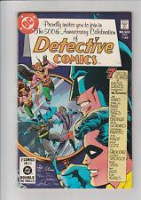 Detective comics #500 VF 1981 DC comic Batman Giant